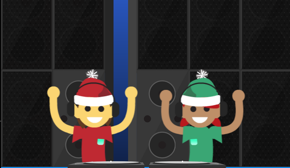 Google Santa Tracker Wrap Battle