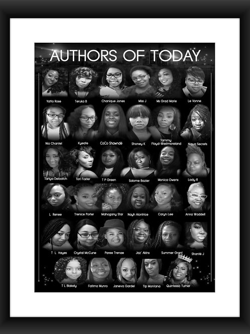 Unframed Author of Today 2019 Moral