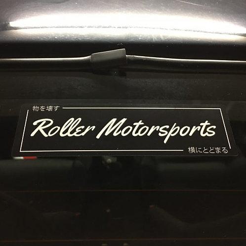 Roller Motorsports Slaps