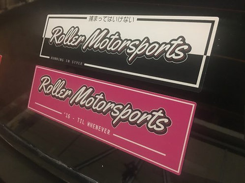 Roller Motorsports Slaps (Type 2)