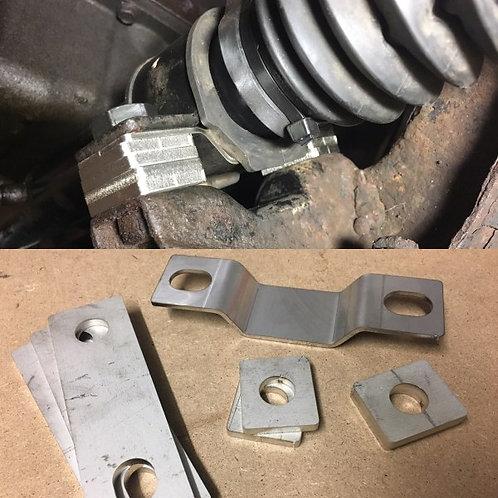 Mx5 Mk2/2.5 Steering Rack Raiser Plates