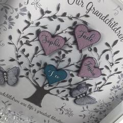 Grandchildren tree