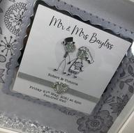 Wedding Button frame