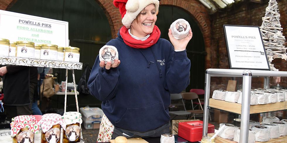 Weston Park Christmas Food and Craft Fair
