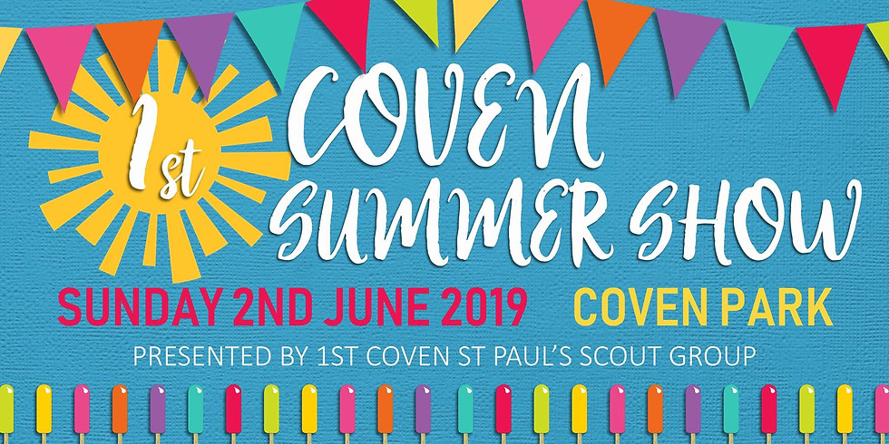 1st Coven Summer Show