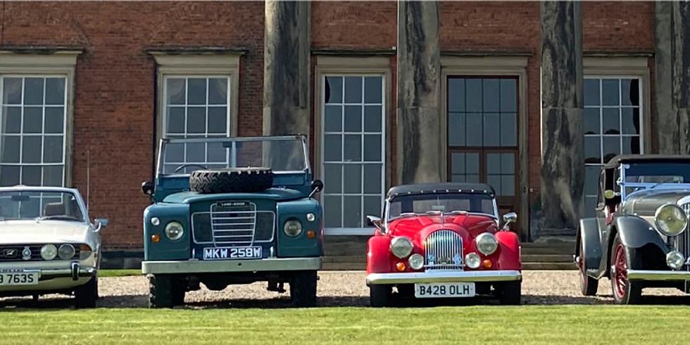 Chillington Car Show