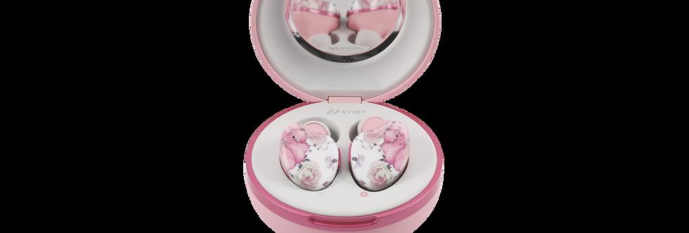 AVIOT TE-D01i True Wireless Earphones - PINK