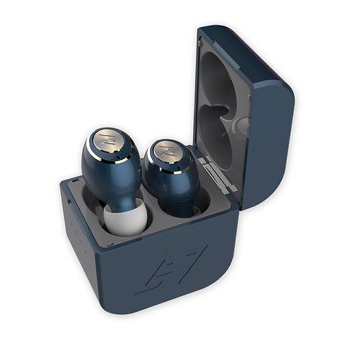 AVIOT TE-D01g True Wireless Earphones Navy