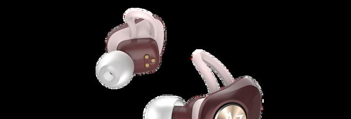 AVIOT TE-D01d True Wireless Earphones Dark Rouge