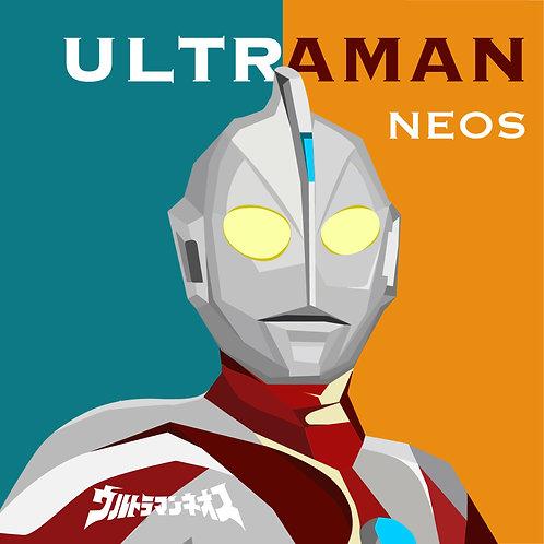 VisualSonic 掛畫無線藍牙喇叭 Ultraman#1