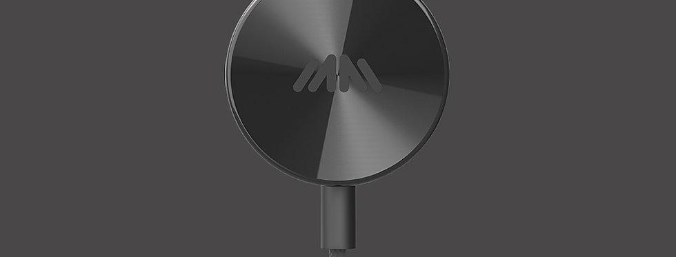BUTTONS Premium wireless Bluetooth earphones Black