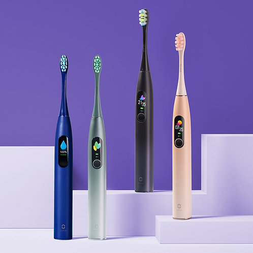Oclean X Pro Smart Sonic Electric Toothbrush (with App)