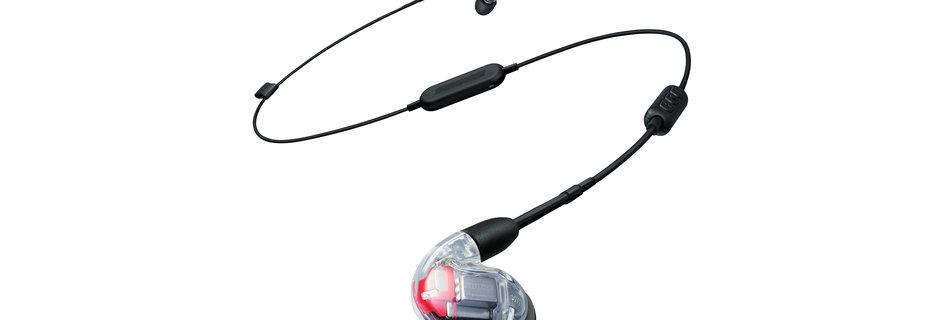 SE846 Sound Isolating™ Earphones W/UNI + RMCE-BT1
