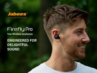 Jabees Firefly Pro真無線藍牙耳機 音色功能   全面提升