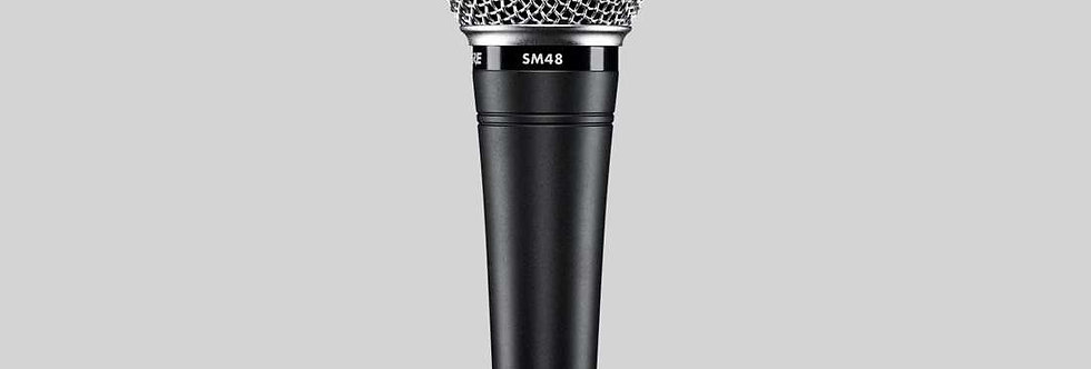 SM48-LC-X Cardioid Dynamic Vocal Microphone