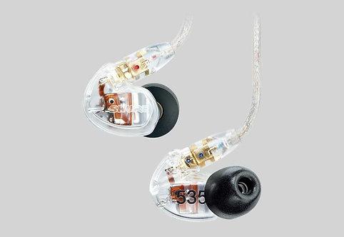 SE535 Sound Isolating Earphones
