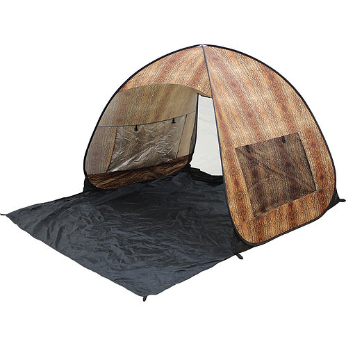Pop up Tent (Wood/Coyote)