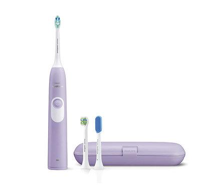 Philips Sonic electric toothbrush (Purple)