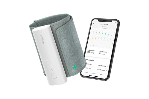 Withings BPM Connect Wi-Fi Smart Blood Pressure Monitor