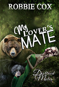 Destined Mates - My Lovers Mate-eBook-FI