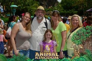 A Day at Animal Kingdom