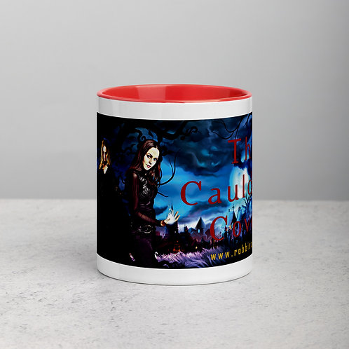 Cauldron Coven Mug