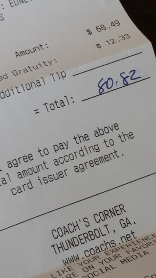 The Extortion of Gratuity