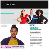 """""""Stitched"""" Slice TV"""