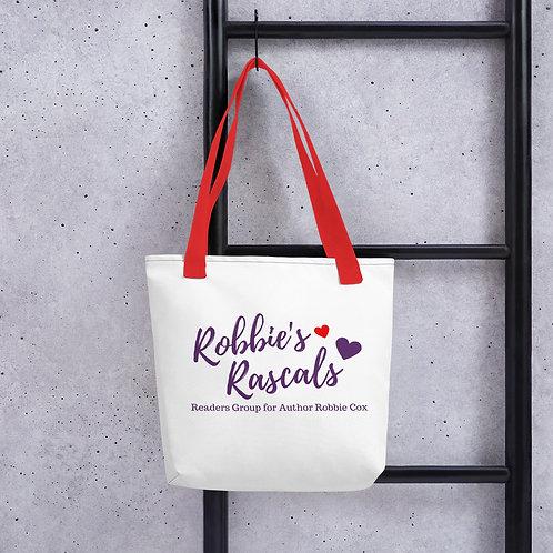 Robbie's Rascal Tote bag