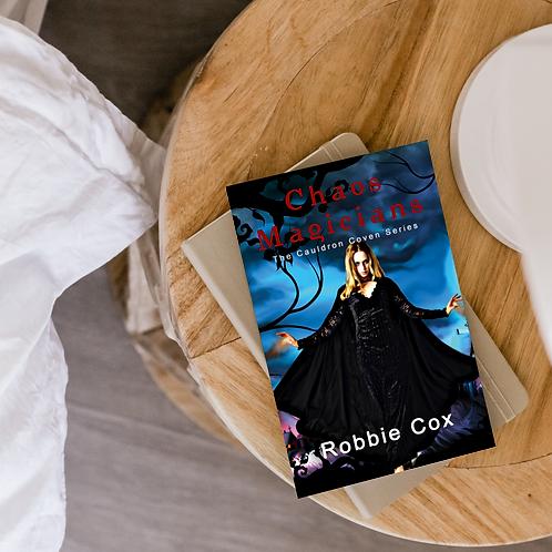 Chaos Magicians (The Cauldron Coven Book 3)