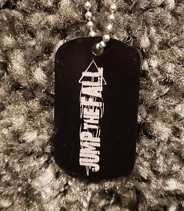 JTF Dog Tag Necklace