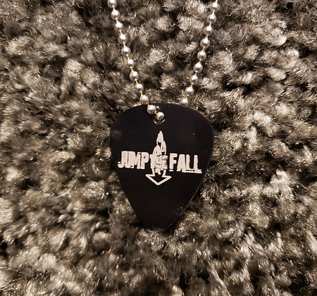 JTF Metal Pick Necklace