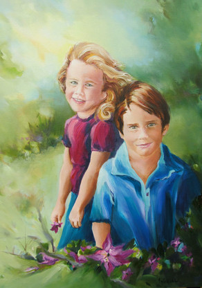 The Marquardt Children