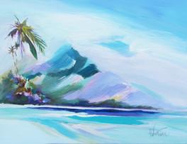 Mt. Nevis Blue