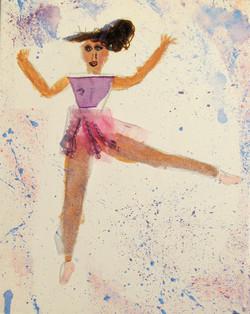 Nicki's ballerina