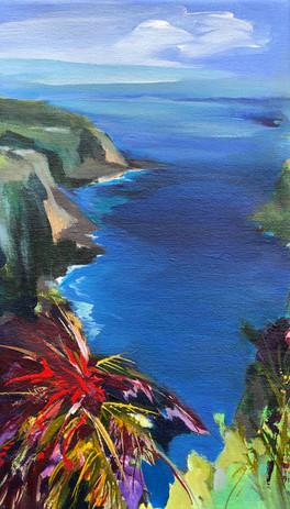 Point Salybia Overlook