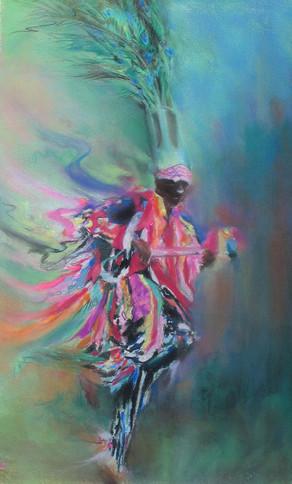 West Indian Masquerade