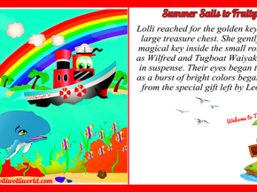 Summer Sails To Fruity Land!