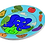 Thumbnail: Wolli Vegetable Paper Plate/8-Ct