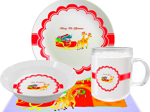 Christmas Dinnerware Collections