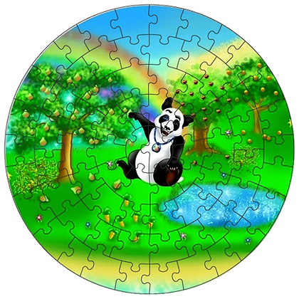 Fruity Land Kidz Puzzle Collection