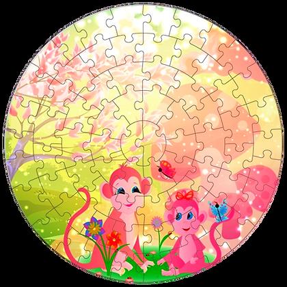 Fruity Land Kidz Puzzle Collection