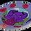 Thumbnail: Lolli Fruit Paper Plate/8 Ct