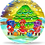 Thumbnail: LolliWolliWorld Christmas Party Plates