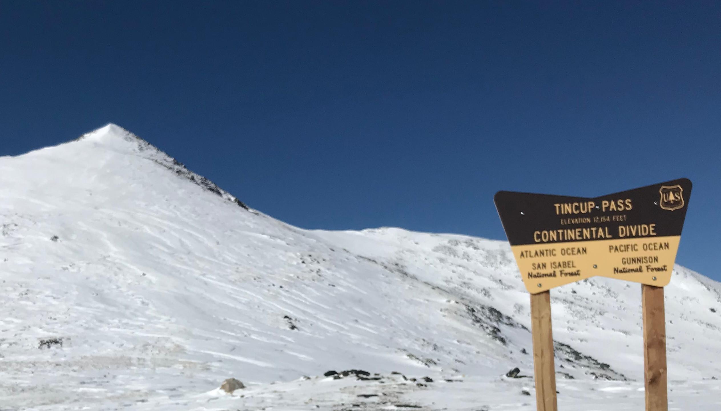 Tincup summit