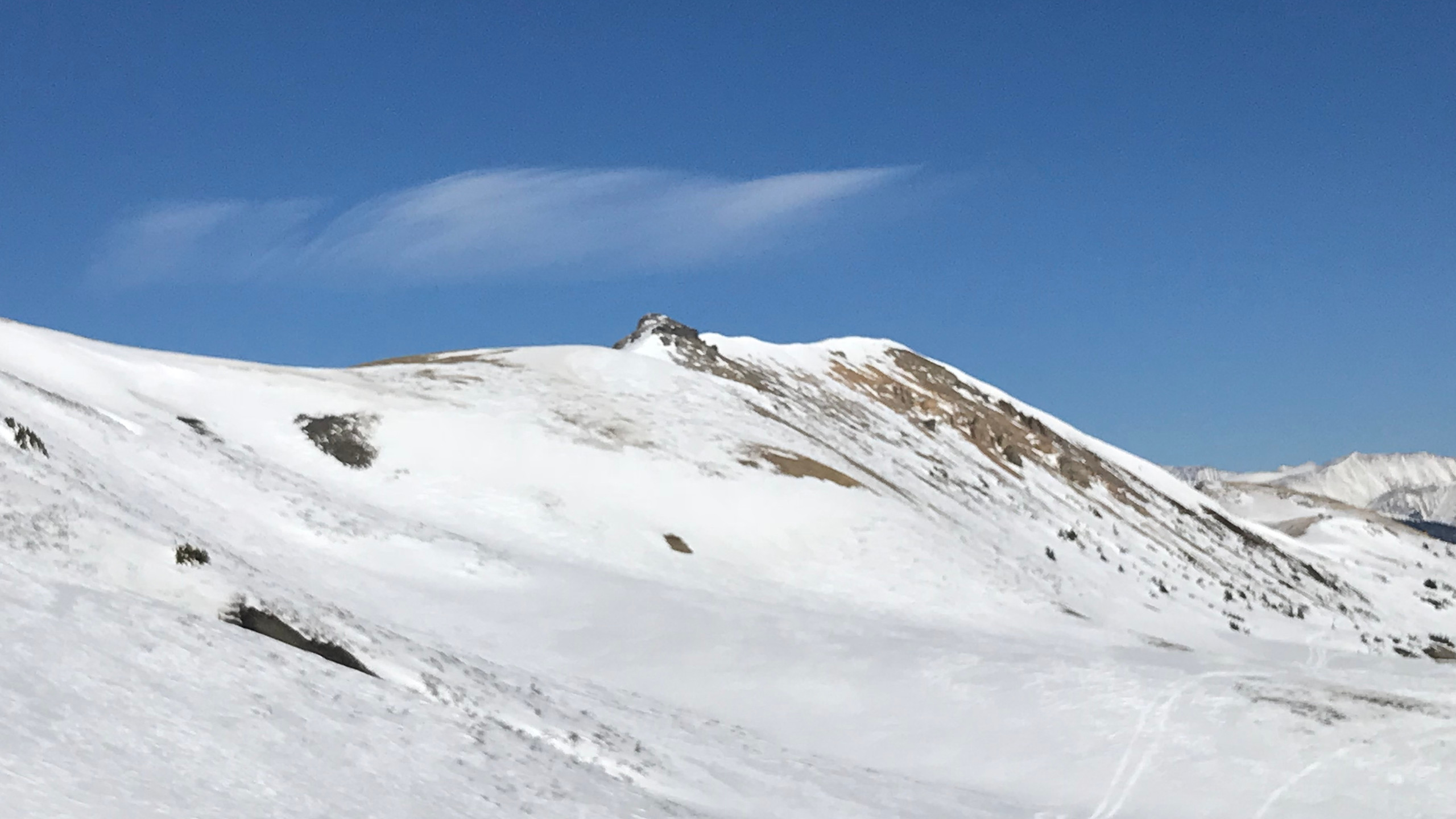 Italian looking north