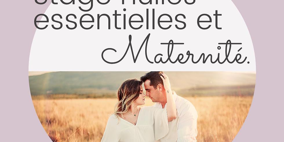 STAGE huiles essentielles et Maternité