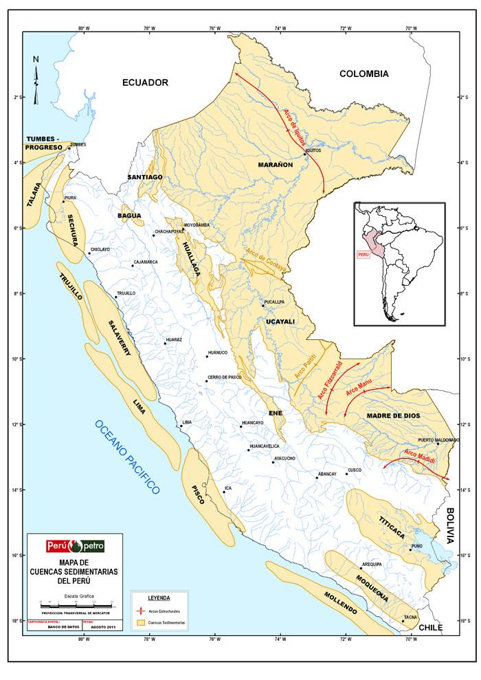 Peru, Perupetro, Petroperu, oil, gas, IN-VR, Licensing Round