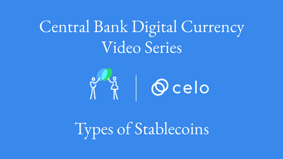 Types of Stablecoins