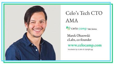 Celo's Tech - CTO AMA